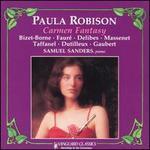 Paula Robison: Carmen Fantasy