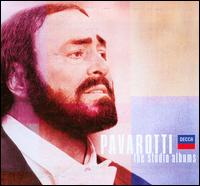 Pavarotti: The Studio Albums - Alberto Bartoli (percussion); Alberto Mantovani (trumpet); Andrea Griminelli (flute); Antonella Pepe (soprano);...