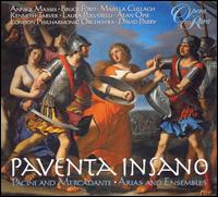 Paventa Insano: Pacini and Mercadenate - Arias and Ensembles - Alan Opie (vocals); Annick Massis (vocals); Bruce Ford (vocals); Henry Waddington (vocals); Kenneth Tarver (vocals);...