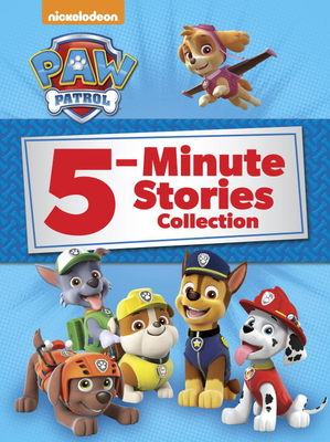 Paw Patrol 5-Minute Stories Collection (Paw Patrol) -
