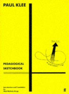 Pedagogical Sketchbook - Klee, Paul