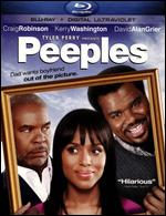 Peeples [Includes Digital Copy] [UltraViolet] [Blu-ray] - Tina Gordon Chism