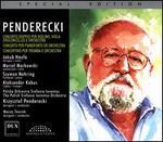Penderecki: Concerto Doppio per violino, violin (violoncello) e orchestra; Concerto per pianoforte ed orchestra; Conc