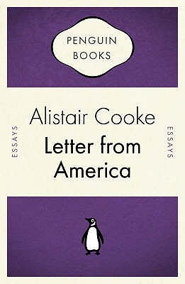 Penguin Celebrations Letter from America - Cooke, Alistair