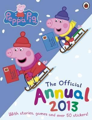 Peppa Pig: Official Annual 2013 -