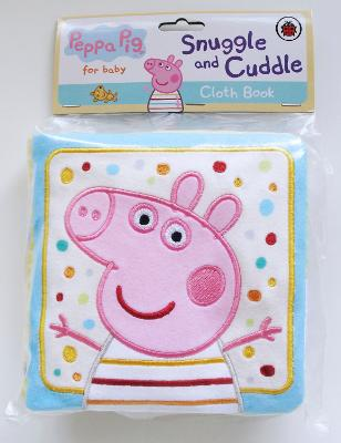 Peppa Pig: Snuggle and Cuddle -