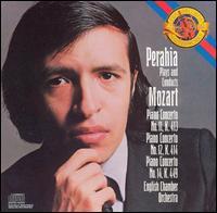 Perahia Plays & Conducts Mozart - Murray Perahia (piano); Wolfgang Amadeus Mozart (candenza); English Chamber Orchestra; Murray Perahia (conductor)