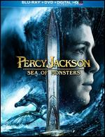 Percy Jackson: Sea of Monsters [2 Discs] [Blu-ray/DVD] - Thor Freudenthal