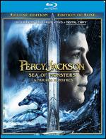 Percy Jackson: Sea of Monsters [3D] [Blu-ray/DVD] - Thor Freudenthal