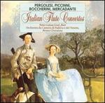 Pergolesi, Piccinni, Boccherini, Mercadante: Flute Concertos