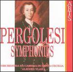 Pergolesi: Symphonies