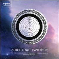 Perpetual Twilight - Abby Molloy (alto); Aoife O'Connor (soprano); Arun Rao (cello); Ciarán O'Donovan (tenor); Conor Lyons (bodhran);...