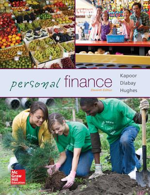 Personal Finance - Kapoor, Jack R., and Dlabay, Les R., and Hughes, Robert J.