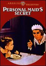 Personal Maid's Secret - Arthur Greville Collins