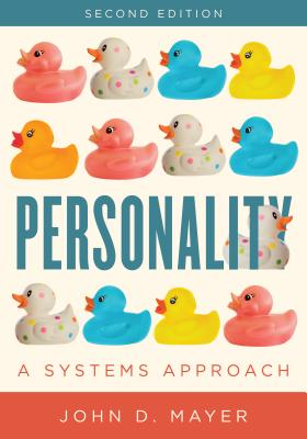 Personality: A Systems Approach - Mayer, John D