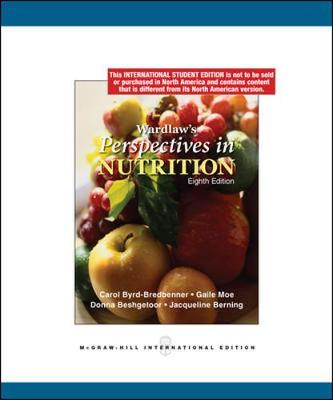 Perspectives in Nutrition - Wardlaw, Gordon M.