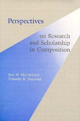 Perspectives on Research & Sch - McClelland, Ben W (Editor), and Donovan, Timothy R (Editor)