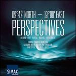 Perspectives: P?rt, Lutoslawski, Kurtag, Webern, Hogberg