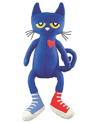 "Pete the Cat Doll: 14.5"" - Litwin, Eric"