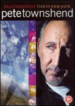 Pete Townshend: Psychoderelict