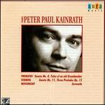 Peter Paul Kainrath, Piano