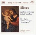 Peter Philips: Cantiones Sacrae Quinis Vocibus