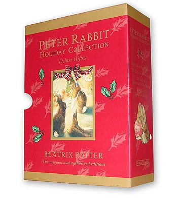 Peter Rabbit Holiday Collection Deluxe Giftset - Potter, Beatrix