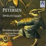 Petersen: Speelstukken - Alessandro de Marchi (clavecin); Alessandro de Marchi (organ); Balázs Máté  (cello); Guido Balestracci (viola da gamba);...
