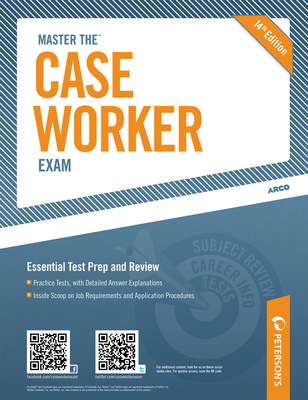 Peterson's Master the Case Worker Exam - Webster, Bernadette (Editor)