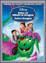 Pete's Dragon [35th Anniversary Edition] [French] [Blu-ray/DVD]