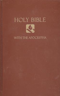Pew Bible-NRSV - Hendrickson Publishers (Creator)