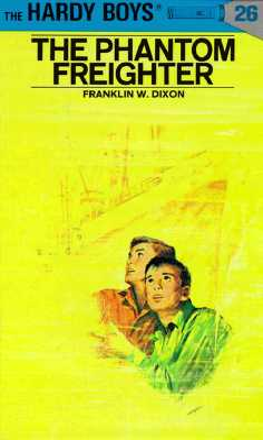 Phantom Freighter - Dixon, Franklin W.