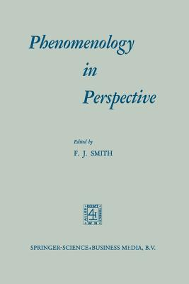 Phenomenology in Perspective - Smith