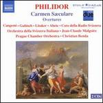 Philidor: Carmen Saeculare; Overtures