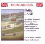Philip Lane: Orchestral Music