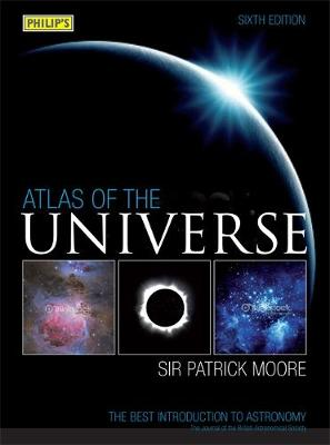 Philip's Atlas of the Universe - Moore, Patrick