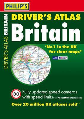 Philip's Driver's Atlas Britain 2012: Paperback A4 -