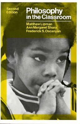 Philosophy in Classroom PB - Lipman, Matthew