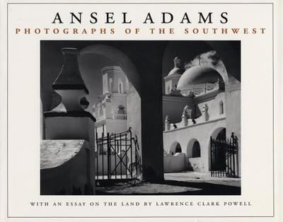 Photographs of the Southwest - Adams, Ansel, and Powell, Lawrence C (Designer)