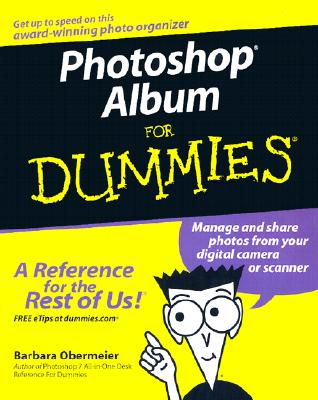 Photoshop Album for Dummies - Obermeier, Barbara