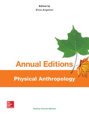 Physical Anthropology - Angeloni, Elvio