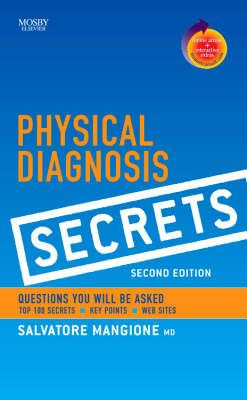 Physical Diagnosis Secrets - Mangione, Salvatore