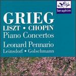 Piano Concertos: Grieg/Liszt/Chopin