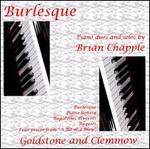 Piano Duos and Solos by Brian Chapple