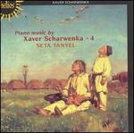 Piano music by Xaver Scharwenka, Vol. 4