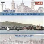 Piano Music from Zurich