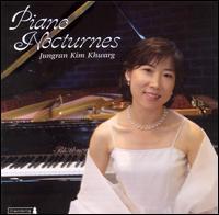 Piano Nocturnes - Jungran Kim Khwarg (piano)