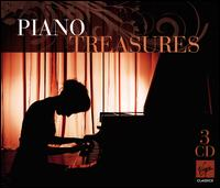 Piano Treasures - Alexis Weissenberg (piano); Andrew Litton (piano); Anne Queffélec (piano); Christian Zacharias (piano);...