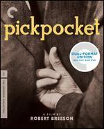 Pickpocket [Criterion Collection] [2 Discs] [Blu-ray/DVD]