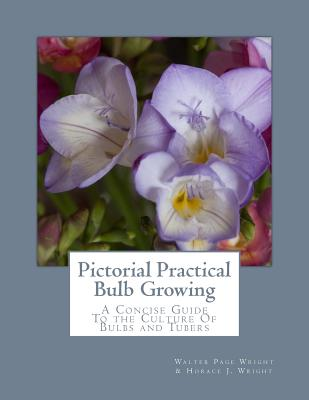 Pictorial Practical Bulb Growing: A Concise Guide to the Culture of Bulbs and Tubers - Wright, Walter Page, and Wright, Horace J, and Chambers, Roger (Introduction by)